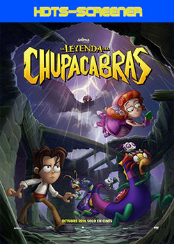 La leyenda del Chupacabras (2016) HDTS-Screener