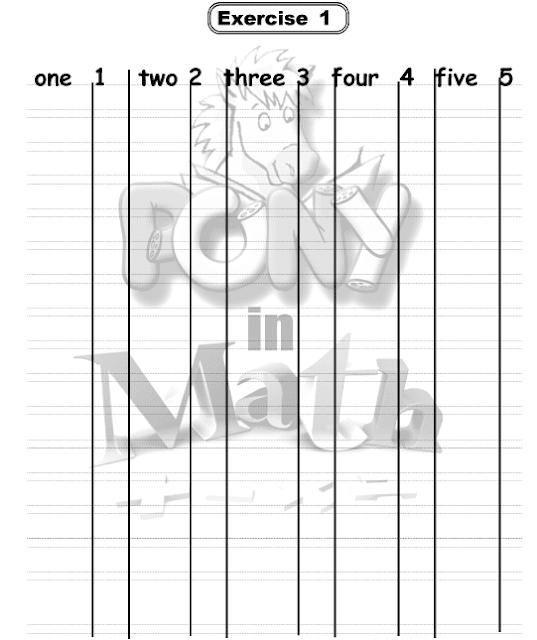 مذكرة math لغات للصف الأول الإبتدائي الترم الثاني 2017