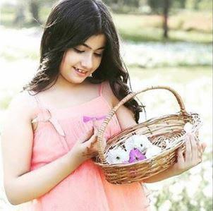 Profil Ruhana Khana Pemeran Zara di Sinetron Malaikat Kecil dari India