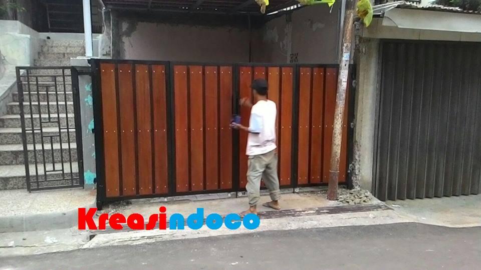 Lihat Jasa Pembuatan Pintu iPagari iBesii iKombinasii iKayui