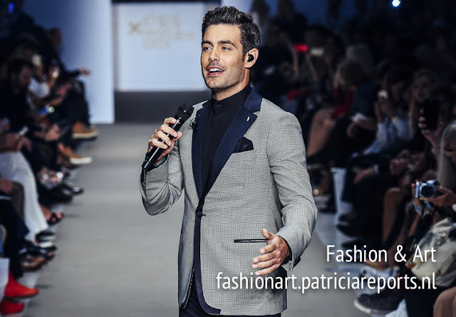 Kostas Martakis is a suit by Giannetos