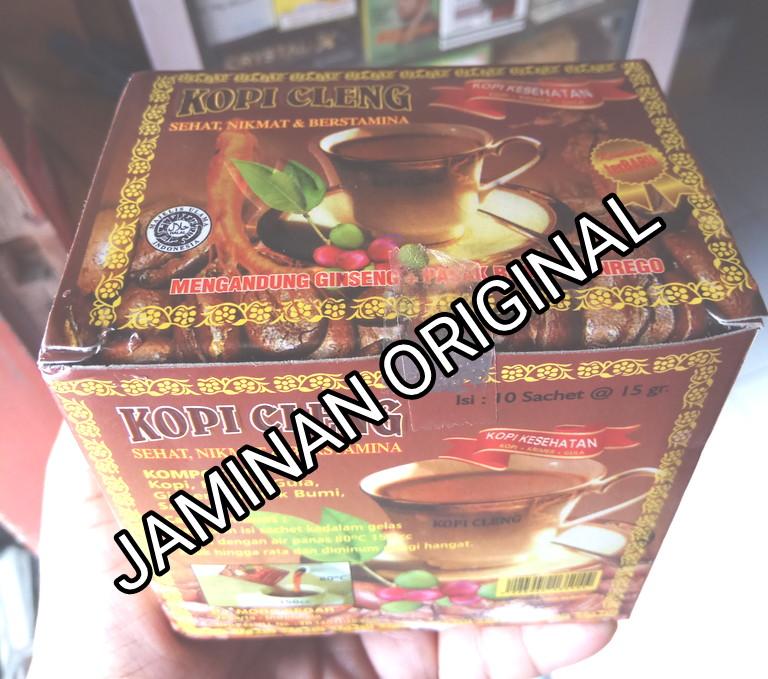 jual kopi cleng original Jamu kuat stamina dan vitalitas pria dewasa di surabaya