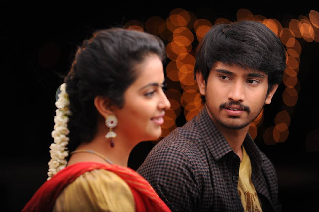 Avika Gor and Raj Tharun