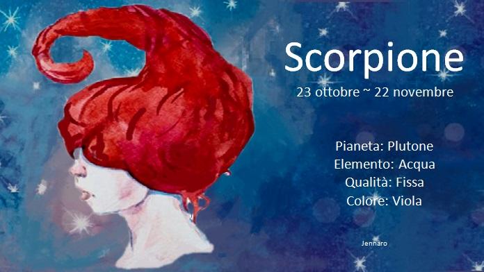 Oroscopo maggio 2019 Scorpione