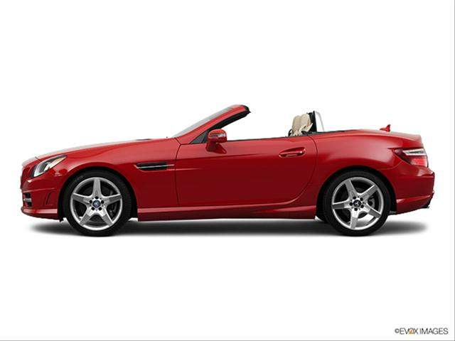 2012 Mercedes Benz Slk350 Convertible Review Mercedes