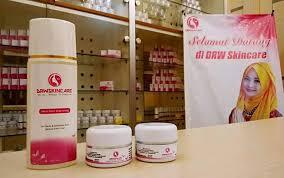 pusat penjualan drw skincare di Medan, toko drw skincare Medan, distirbutor resmi drw skincare di Medan
