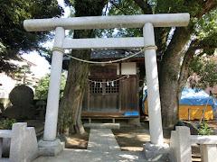 伊東市日暮神社