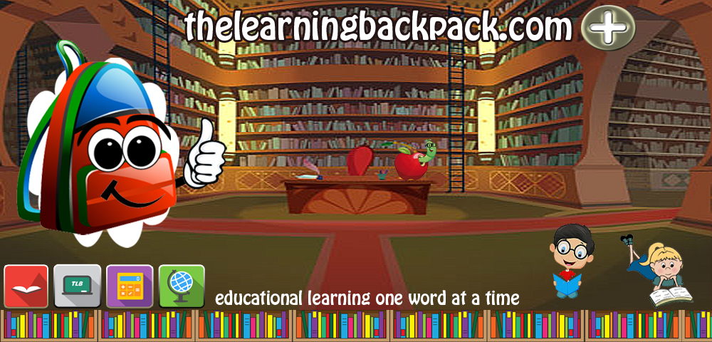 The Learning Backpack Plus