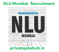 NLU Mumbai Recruitment