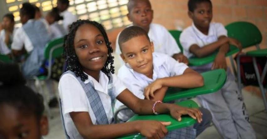 COLOMBIA ANUNCIA EL REGRESO A CLASES: No podrán asistir escolares menor de 2 años y maestros mayor de 60