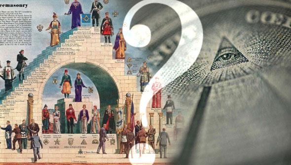 pirámide de la masonería y los illuminati para alcanzar el nuevo orden mundial