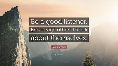 tips to Develop effective and Active listening