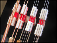 individual dampers on single, double, and triple stringed piano strings