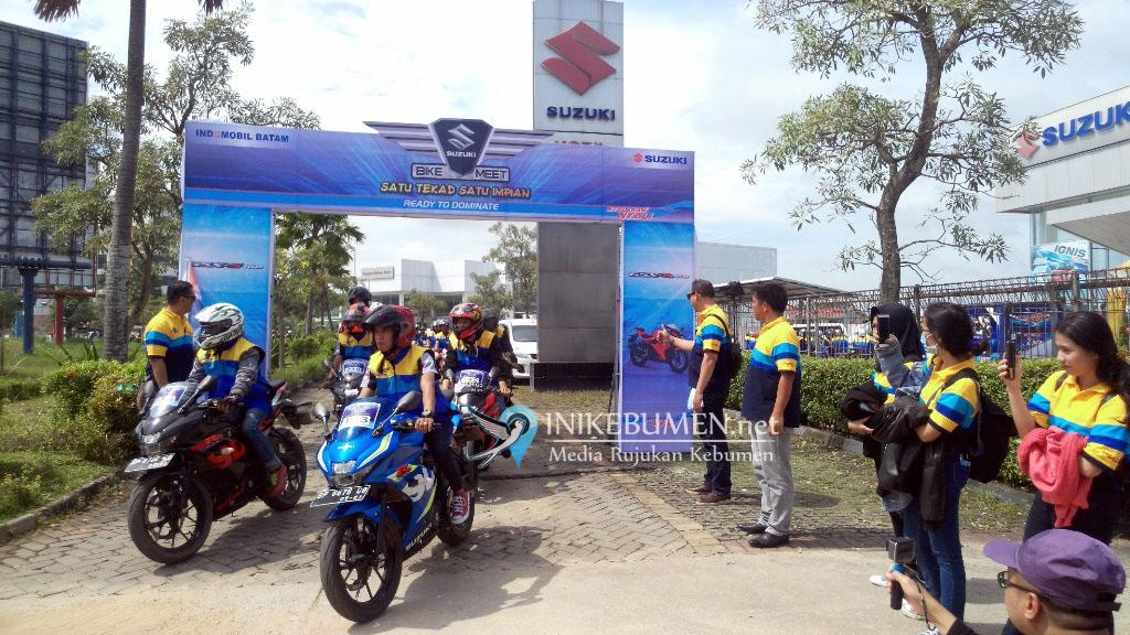 Bikers Suzuki Batam Perkuat Solidaritas di Pulau Perbatasan