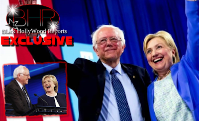 Bernie Sanders Has Announced That He has Endorced Hillary Clinton