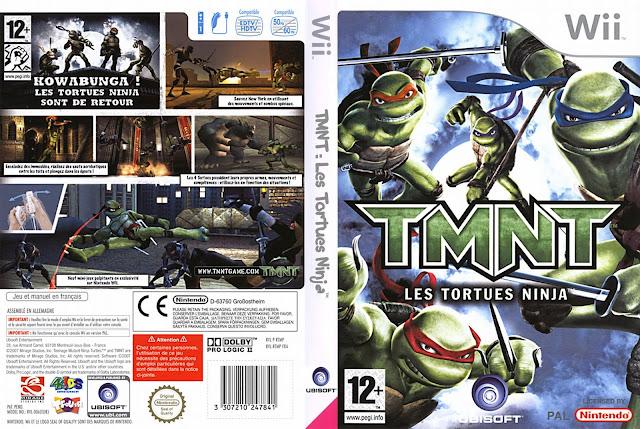 تحميل لعبة سلاحف النينجا TMNT برابط مباشر