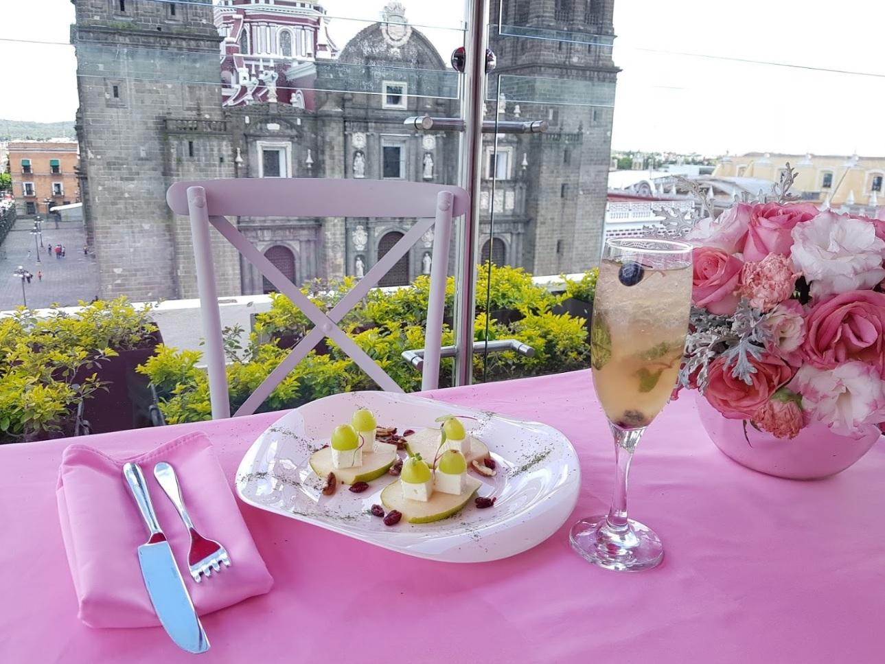 Casa Rosa Gran Hotel Boutique áttico 303 Terraza Contemporánea
