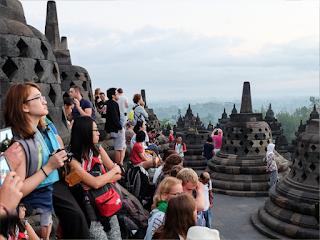 Tour Jogja Murah ke Candi Borobudur