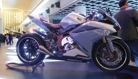 Honda CB250RR terbaru 2018