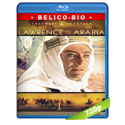 Lawrence De Arabia (1962) BRRip 720p Audio Trial Latino-Castellano-Ingles 5.1