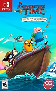 Adventure Time – Pirates of the Enchiridion Switch Xci Nsp