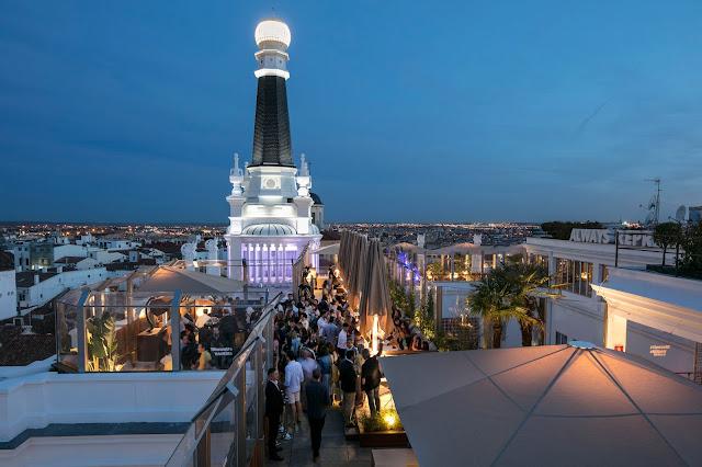 RADIO ME Madrid Rooftop