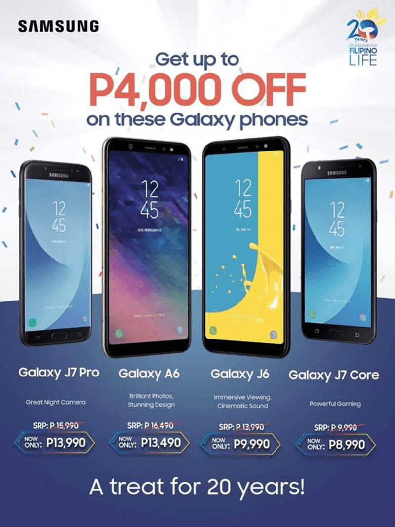Sale Alert: Samsung J6 (2018) and Galaxy A6 (2018) are now even cheaper than ever