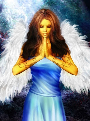 Sandalphon arkangyal üzenetei: Férfi-női energiák/Gondolataitok hatalma (2014.nov.27.)