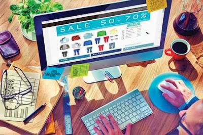 Belanja online bayar ditempat