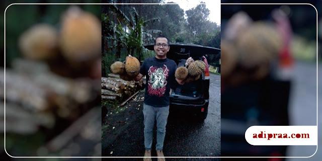 Siap pesta durian gaes! | adipraa.com