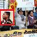 லண்டன் தமிழரை உசுப்ப 24ம் திகதி சிங்களவர் ஆர்பாட்டம்- கழுத்து வெட்டு சைகை நியாயமானது