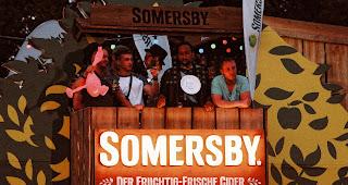 Mit Somersby auf dem Parookaville Festival   Atomlabor on Tour mit den besten Bildern