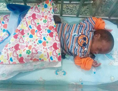 Lagos hospital detains newborn baby for 3 months over money