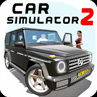 Car Simulator 2   (Mod Apk Money)  + Obb