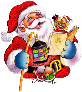 Merry Christmas Animated GIF Pictures Images