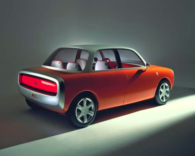 Apple Concept Car - Titan by Marc Newson