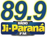 Rádio Ji-Paraná FM de Ji-Paraná RO ao vivo