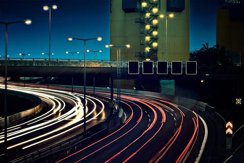 MEGAESTRUCTURAS:  La Autobahn