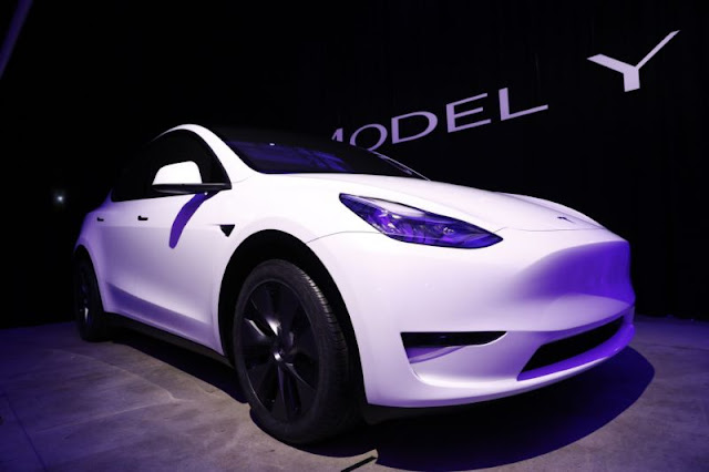 Tesla will produce 1 million cars, Y model comes, SUV Y model from ELON MUSK, car, cars news, cars, tesla cars, Elon Musk, Tesla plans to launch the Y model, news, transportation, ELECTRIC VEHICLES, APPLE NEWS PAID EXCLUDE,