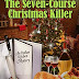 The Seven-Course Christmas Killer, a cozy mystery holiday novella by Rosie Genova