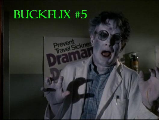 Buckflix Podcast Five