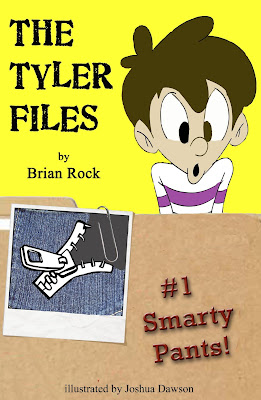 The Tyler Files, Smarty Pants, Brian Rock, Featured Title