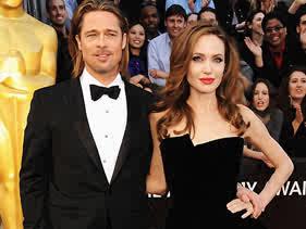 Angelina Jolie And Brad Pitt Engaged! 1