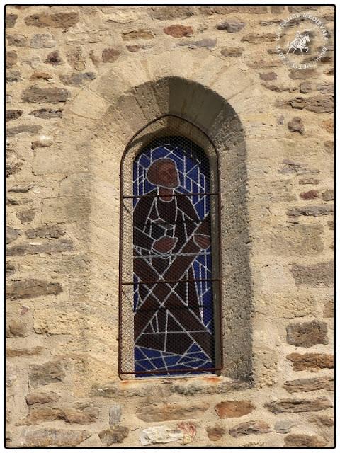 SAINT-PAUL-LES-FONTS (30) - Chapelle romane Saint-Andre de Sévanes