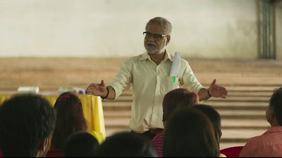 Newton Movie 2017 HD Wallpaper Of Sanjay Mishra