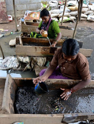 Ancient Artifacts Sewage Sludge Good As Gold