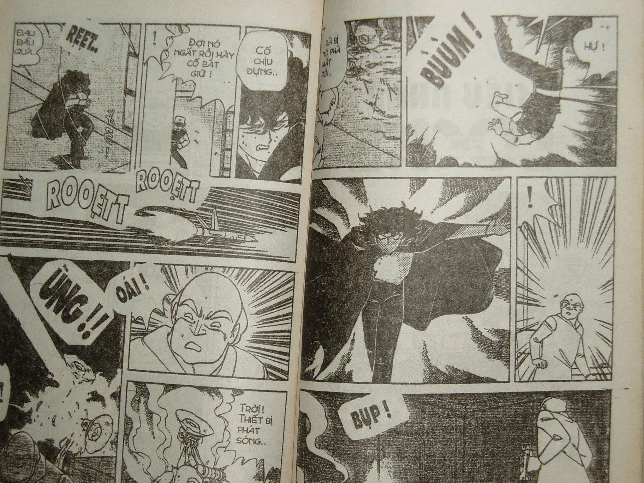 Siêu nhân Locke vol 14 trang 59