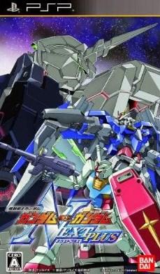 Kidou Senshi Gundam Gundam Vs Gundam Next Plus [Eng Patch] Iso PSP