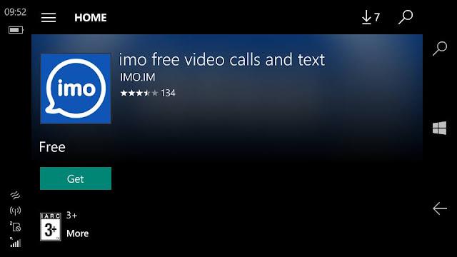 IMO App For Windows Phone