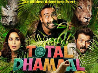Total Dhamaal 2019 Full Movie Free Download CAMRIP